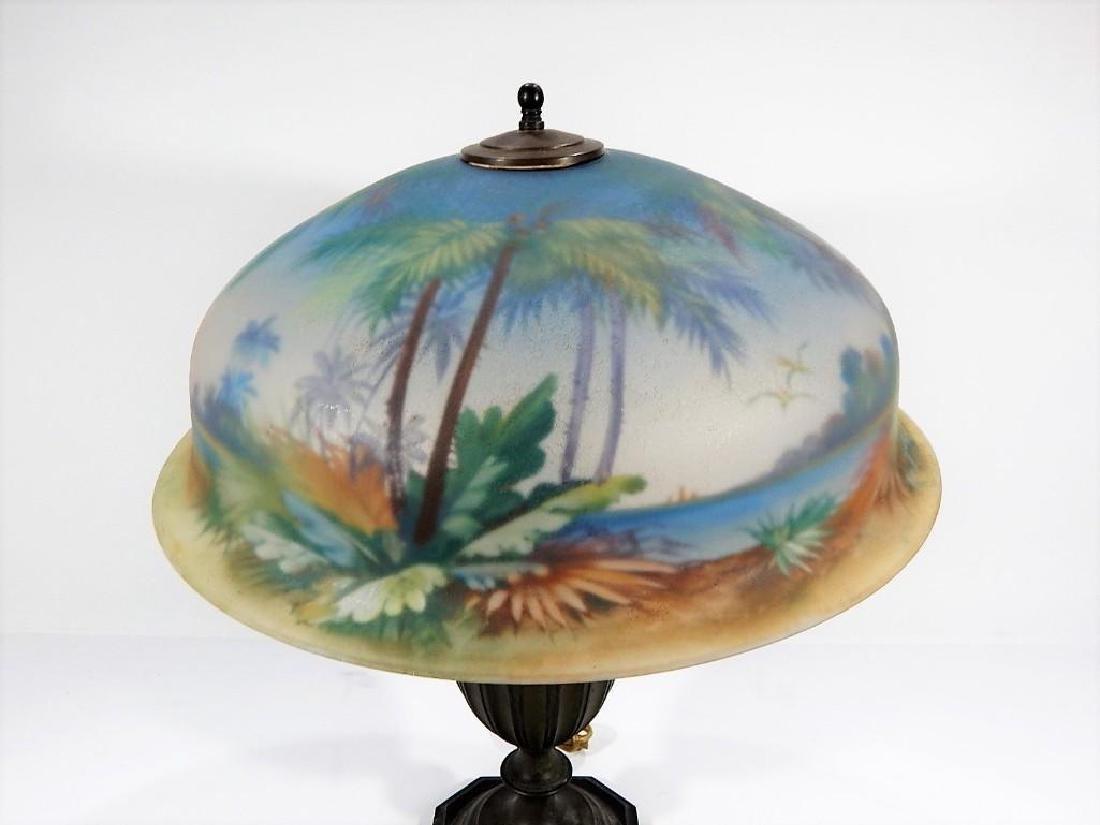 Pairpoint Berkley Treasure Island Table Lamp - 2