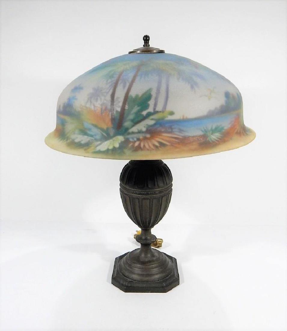Pairpoint Berkley Treasure Island Table Lamp - 3