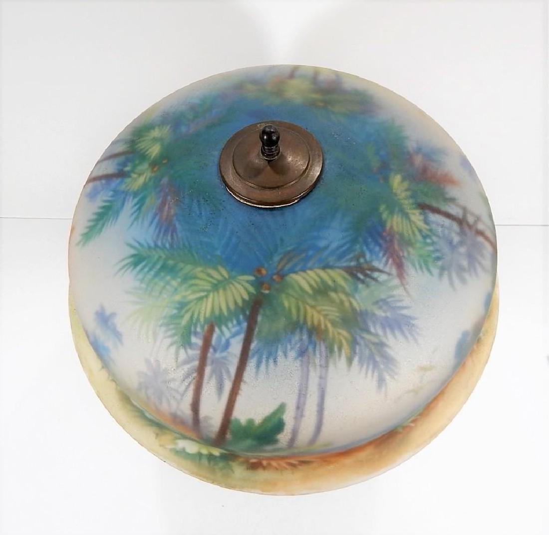 Pairpoint Berkley Treasure Island Table Lamp - 4