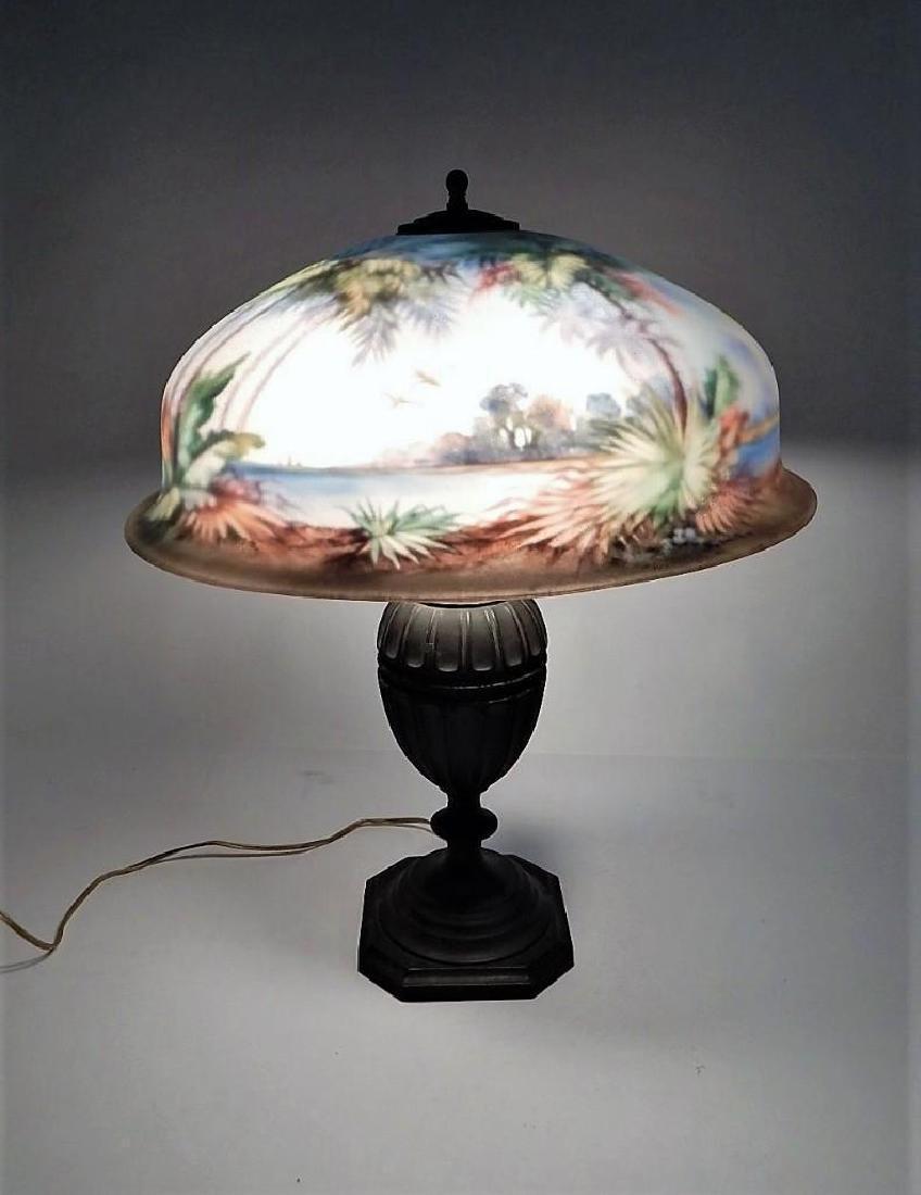 Pairpoint Berkley Treasure Island Table Lamp - 6