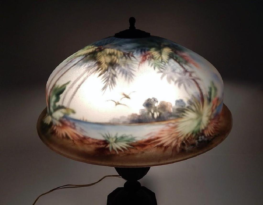 Pairpoint Berkley Treasure Island Table Lamp - 7
