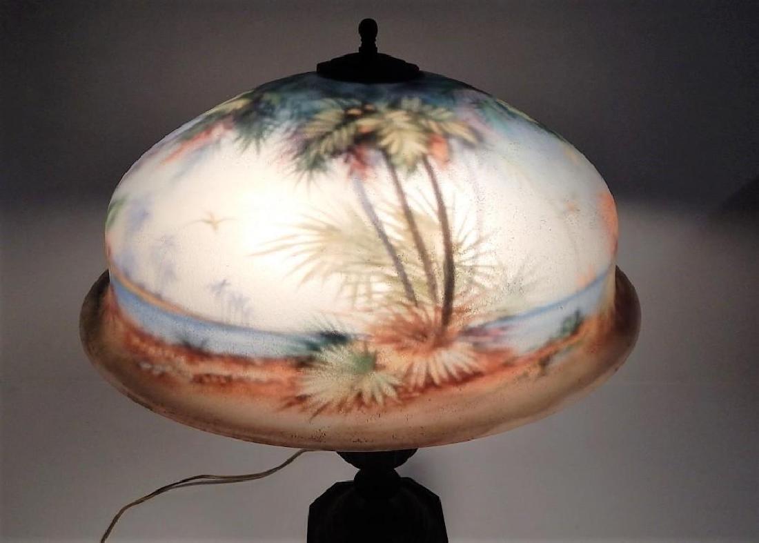 Pairpoint Berkley Treasure Island Table Lamp - 8