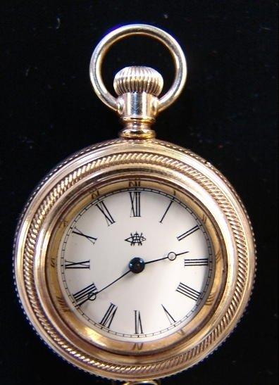 5: Waltham Lever Set Pocket Watch