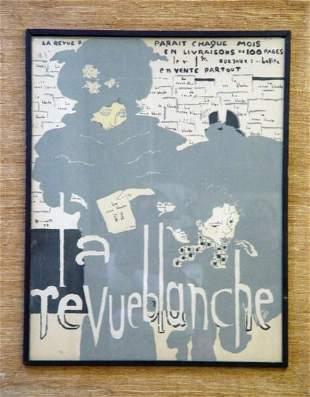P. Bonnard, Poster