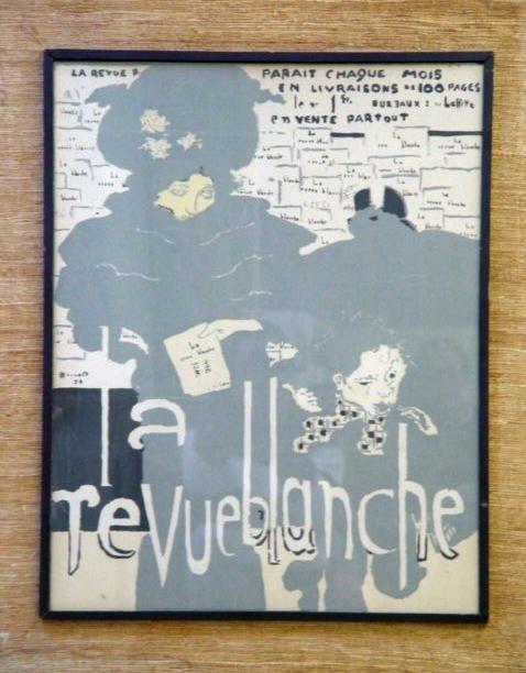 1022: P. Bonnard, Poster