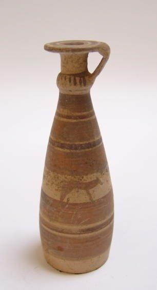 8 Corinthian Pottery Aryballos