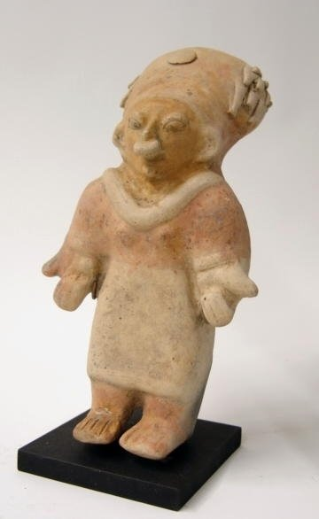 14 Jamacoaque Pottery Votive Female