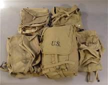 478: WW II  Bag Grouping