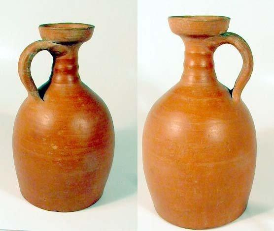 2004: Roman Red Slip ware Flask