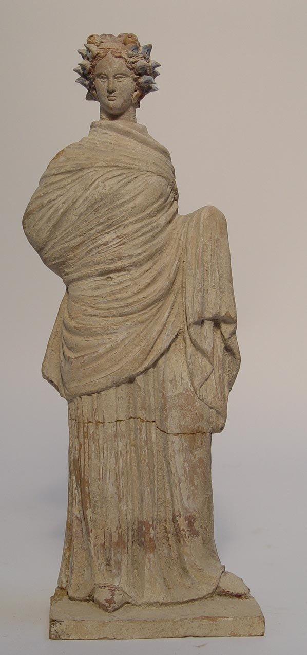 2008: Greek Terracotta Figure