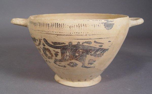 2010: Large Etrusco-corinthian Kotyl