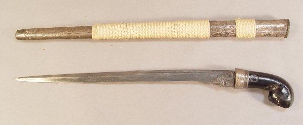 2353: Indonesian Sword