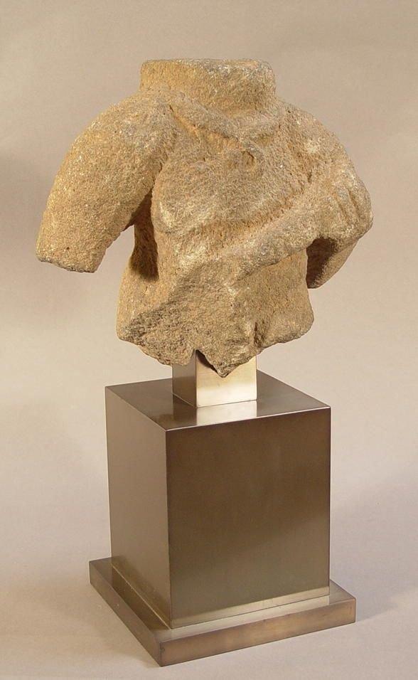 80A: Stone Torso of a Man