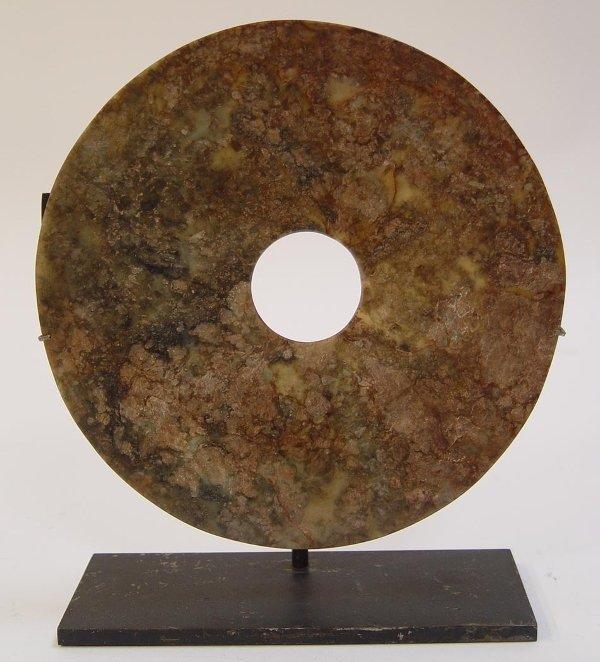 3011: Jade Ritual Bi Disk