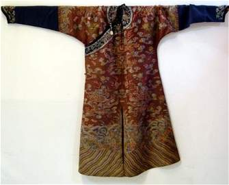 527: Antique Chinese Robe