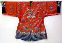 529: Antique Chinese Robe