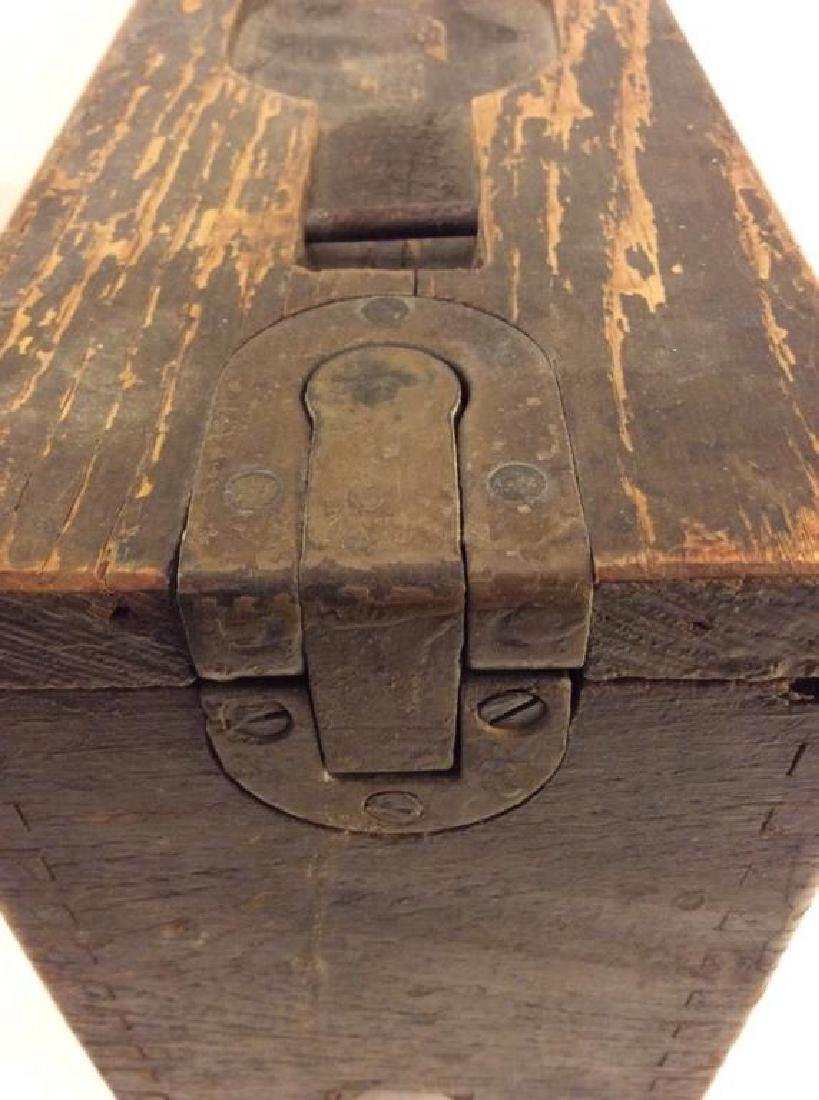 WWII Rare Original Colt Ammo Box - 5