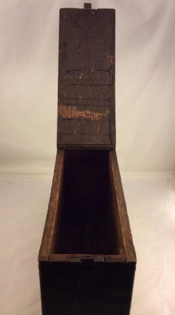 WWII Rare Original Colt Ammo Box - 6