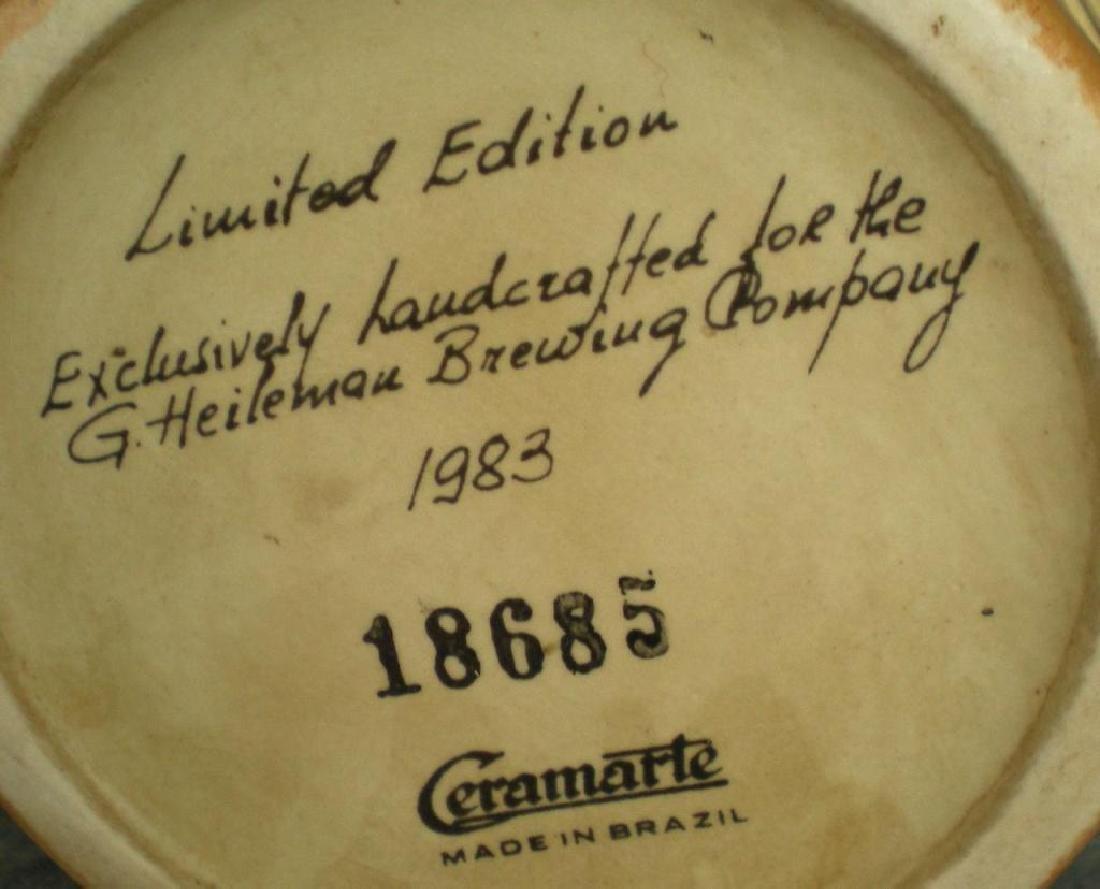 G. Heilemans Limited Edition Chicago Beer Stein - 5