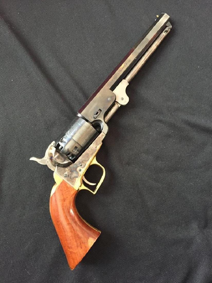 Second Generation 1851 Colt Navy Revolver