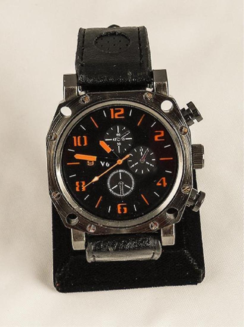 Men's Industrial Design Sports Wristwatch