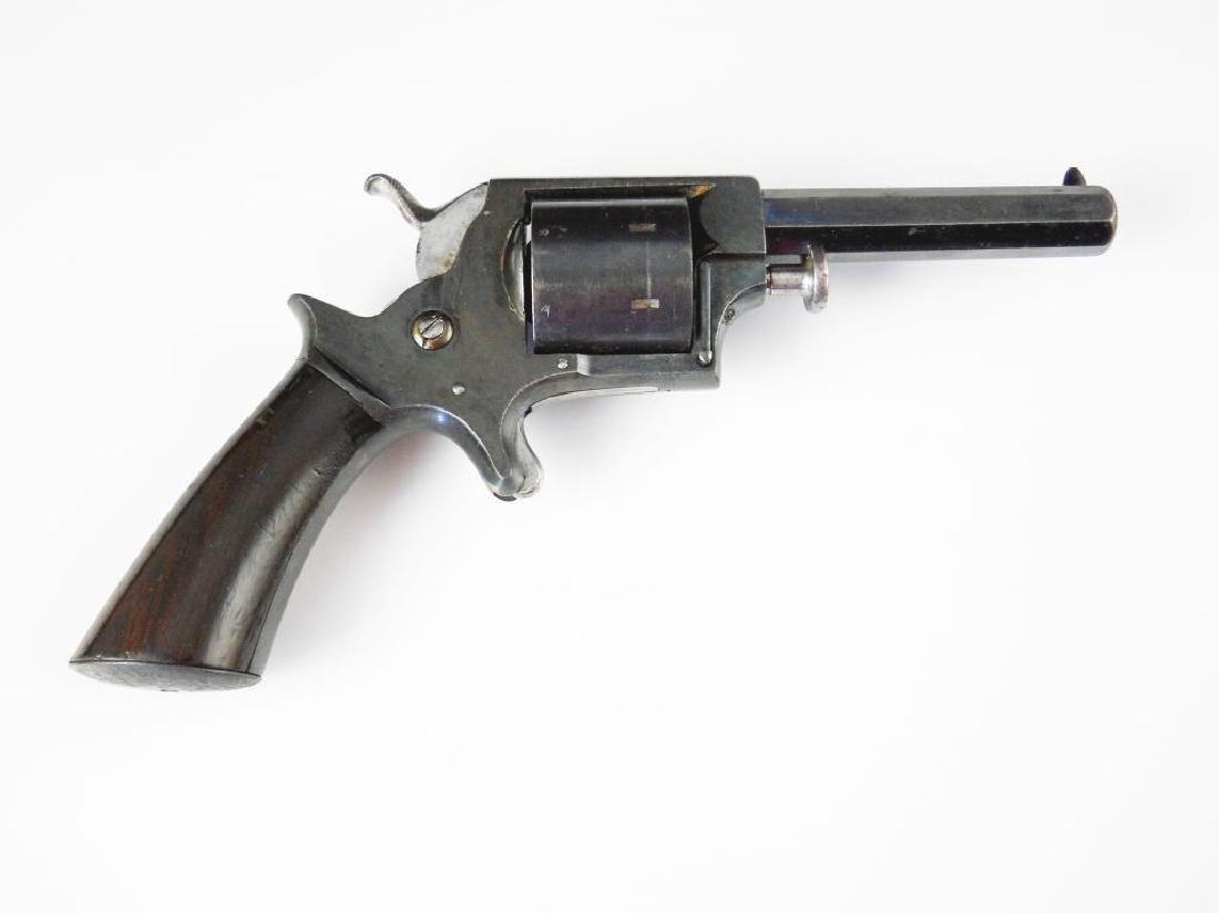 1863 Model Tranter's Patent Revolver