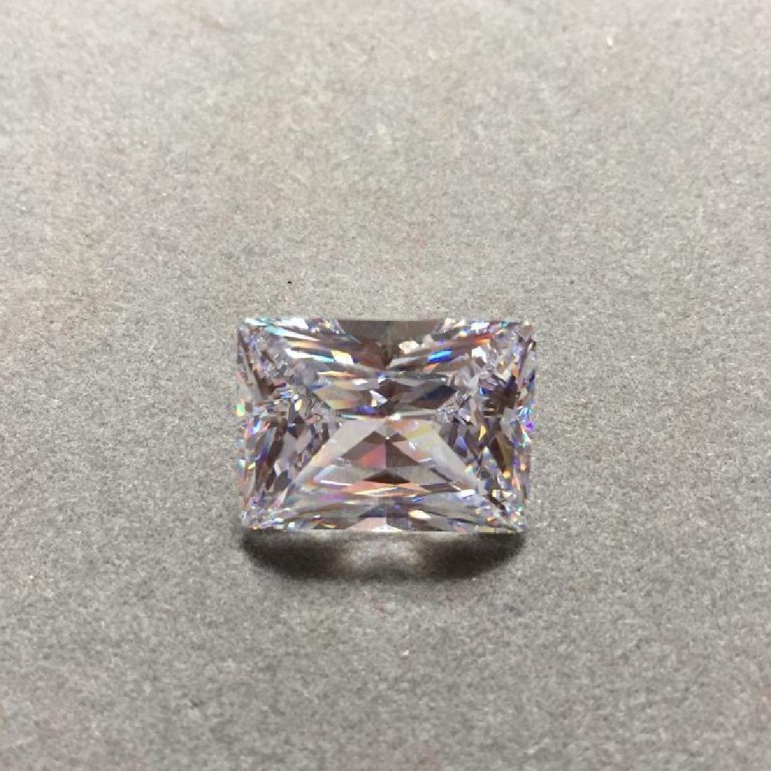 25.9ct Octagon Cut BIANCO Diamond - 2