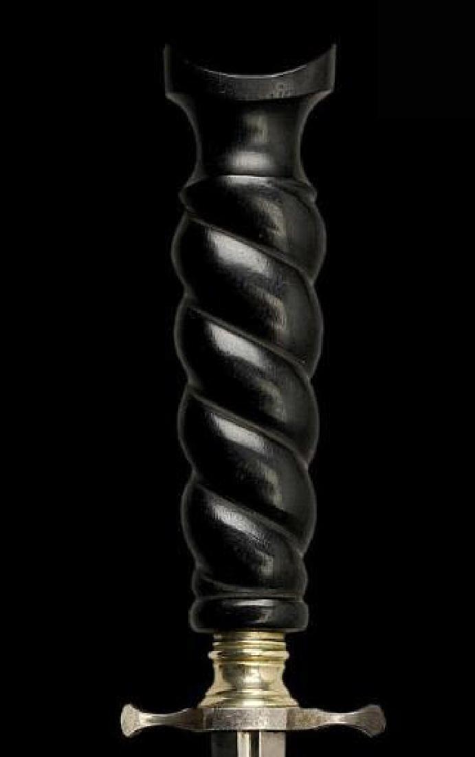 19thc Museum Quality Armor Piercing Dagger - 3
