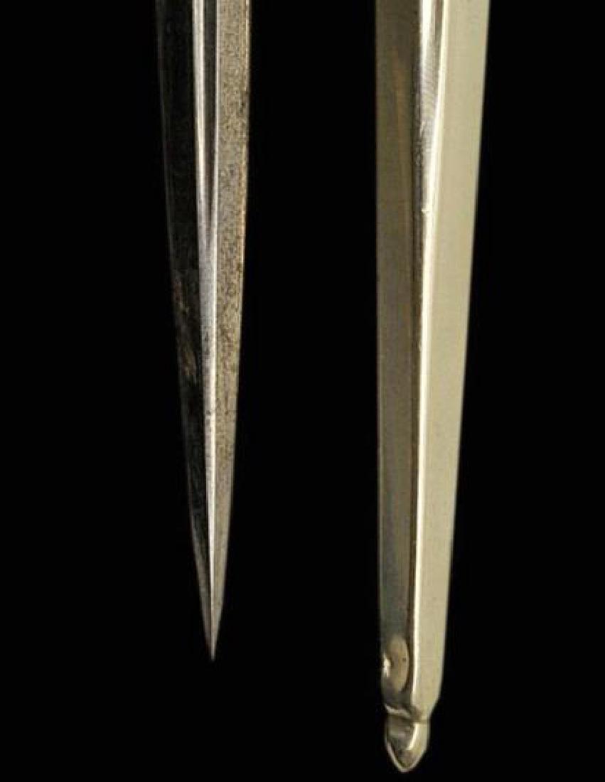 19thc Museum Quality Armor Piercing Dagger - 4
