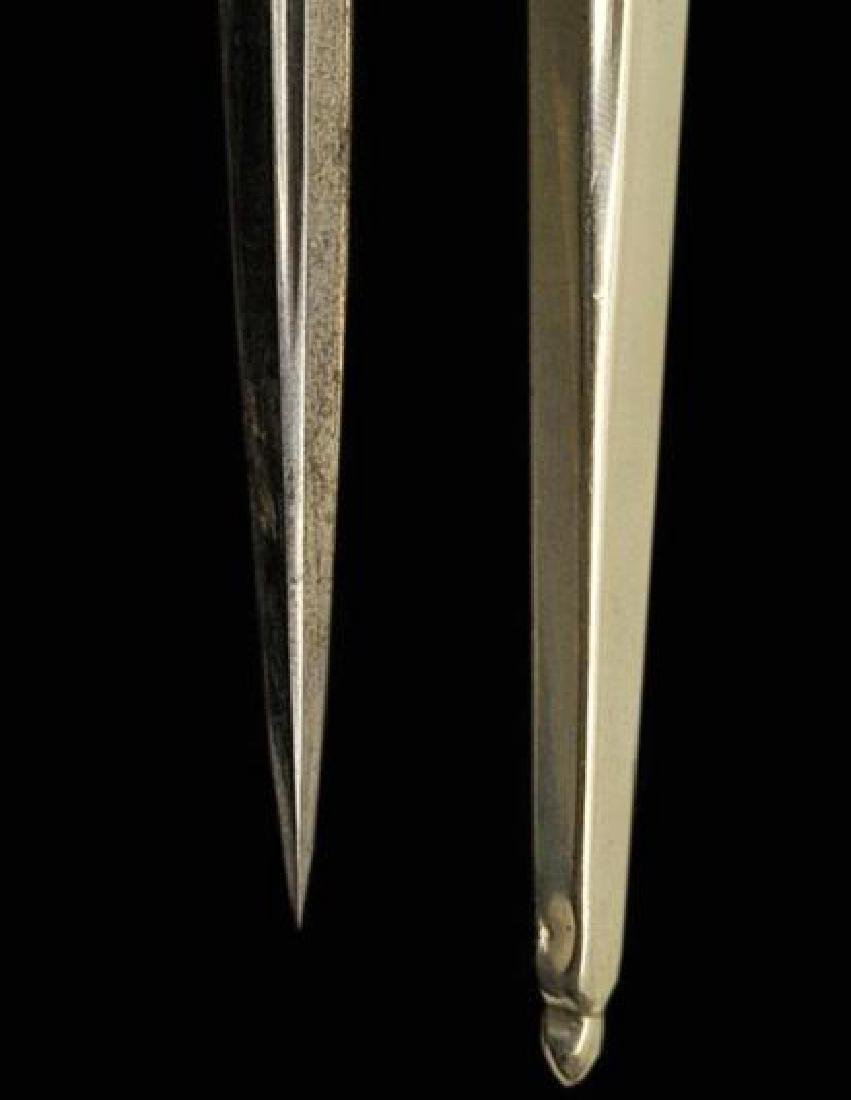 19thc Museum Quality Armor Piercing Dagger - 4