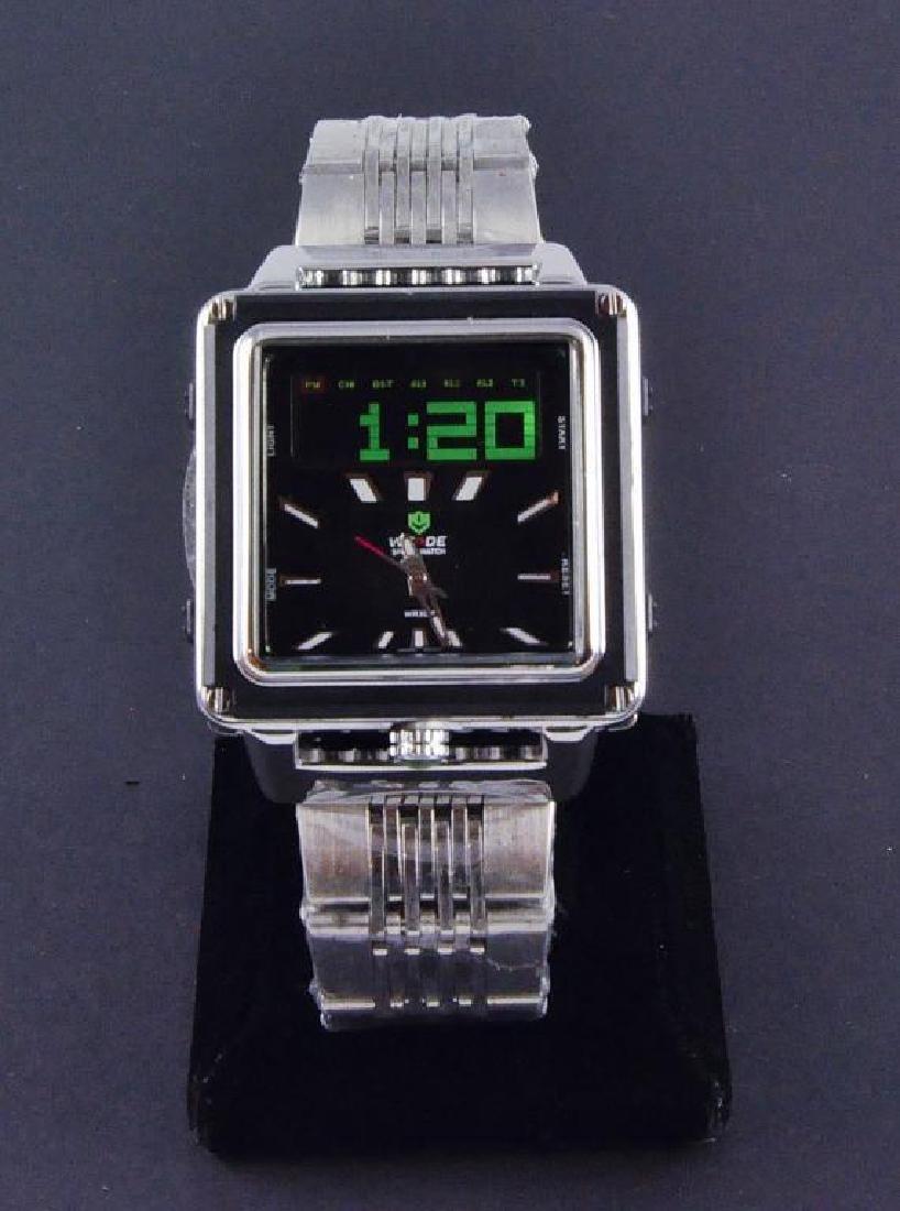 Men's Retro Style Sports Wristwatch