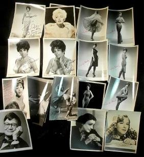 Tito Valdez Photo Collection, Vegas Showgirls