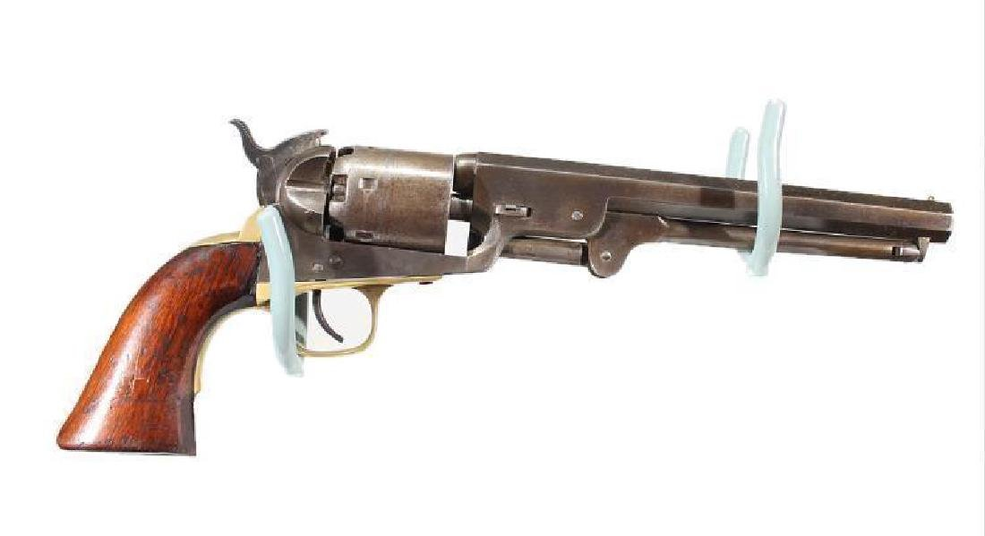 Third Model 1851 Colt Navy Percussion Revolver .36 cal
