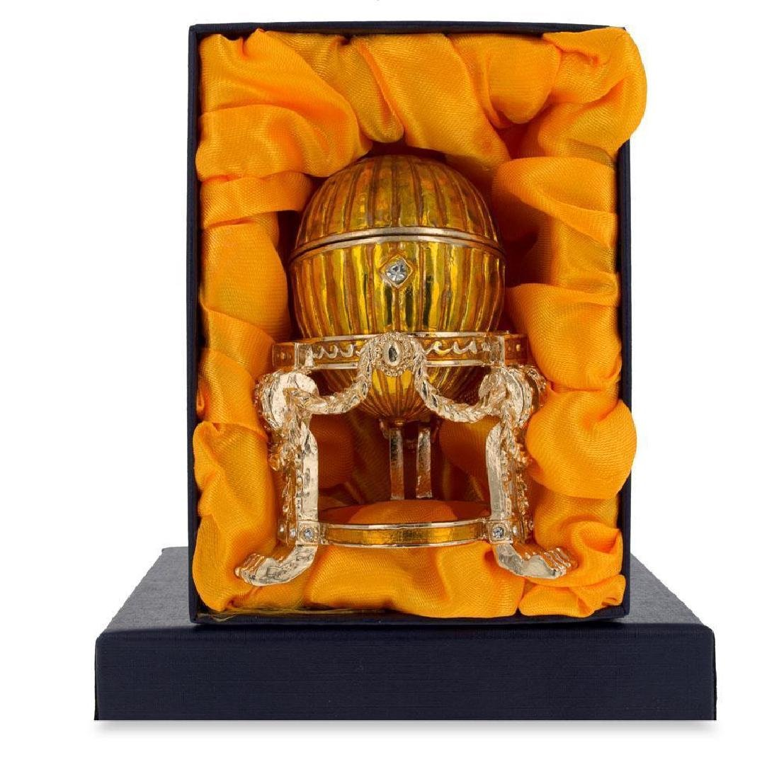1887 Third Imperial Faberge Egg - 4
