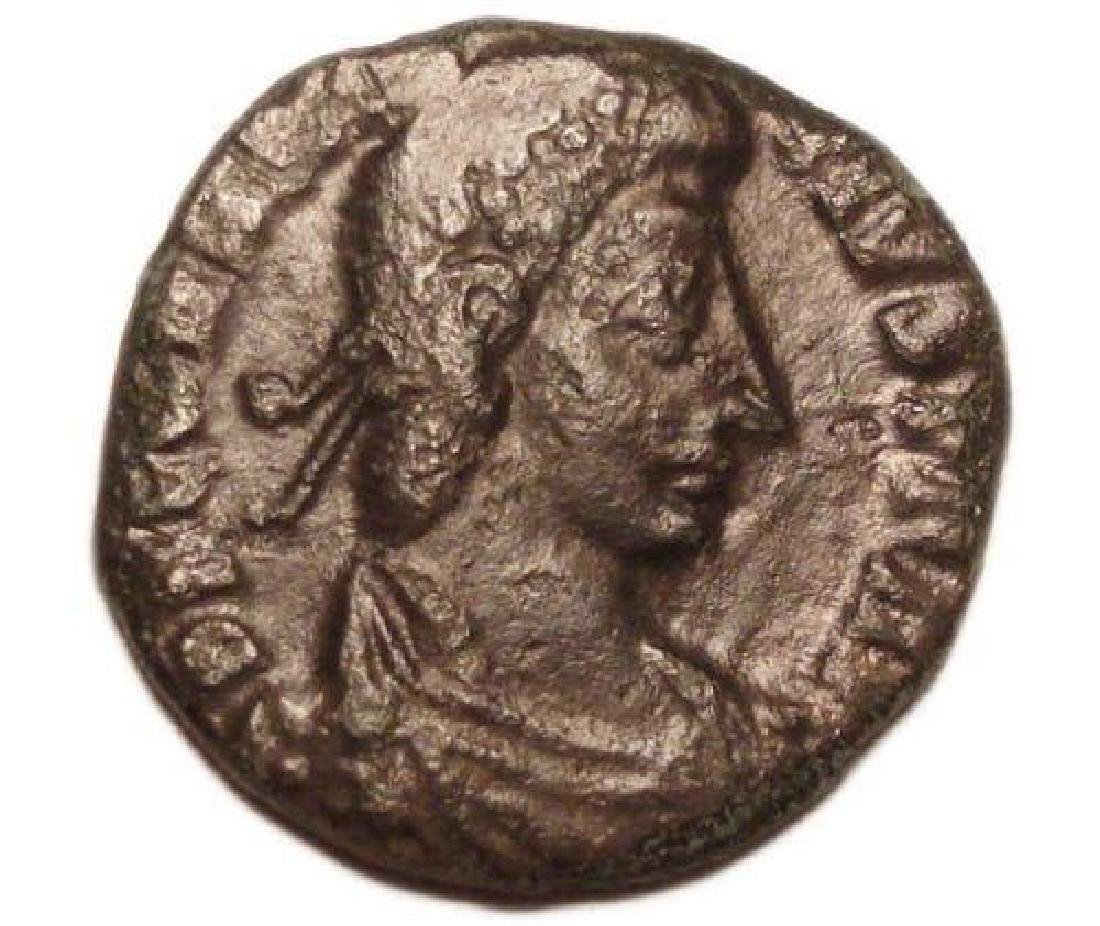 Constantius Ii 337-361 Ad ? Nummus Roman Bronze Coin