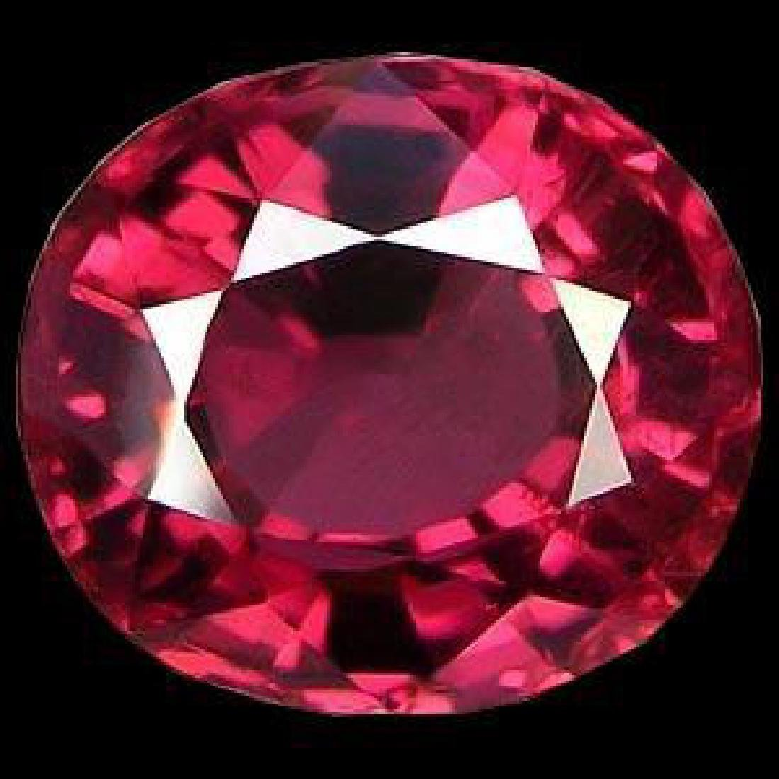 8.73ct Rubellite Tourmaline Gemstone