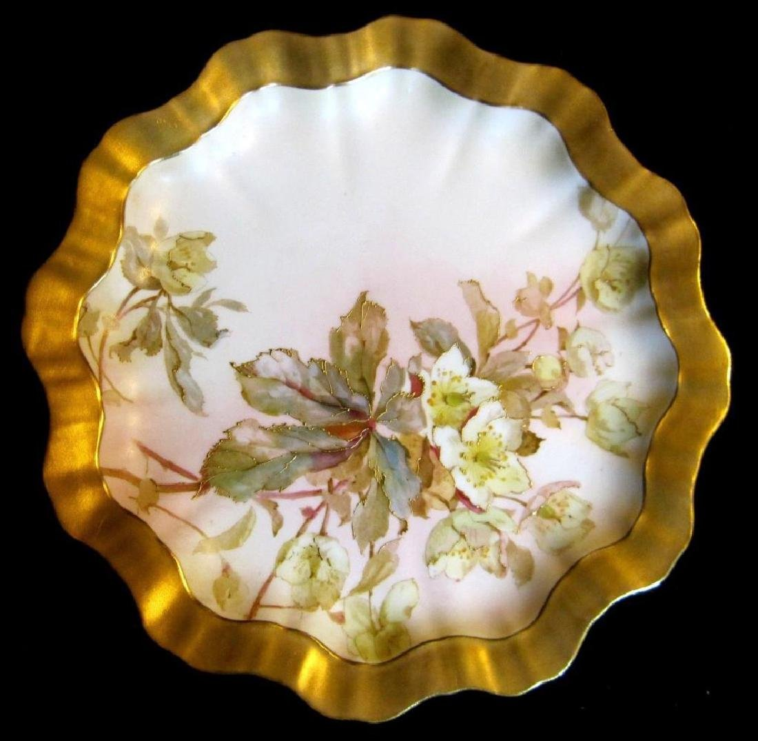 19thc Royal Doulton Bailey Banks & Biddle Plate