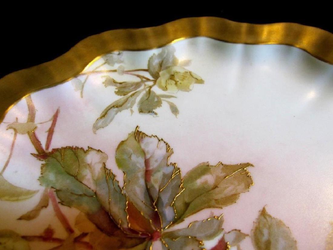 19thc Royal Doulton Bailey Banks & Biddle Plate - 4