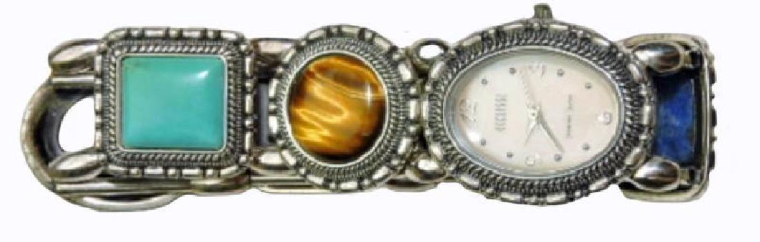 "Very Rare Ladies Fine ""art Watch"" By Ecclissi."