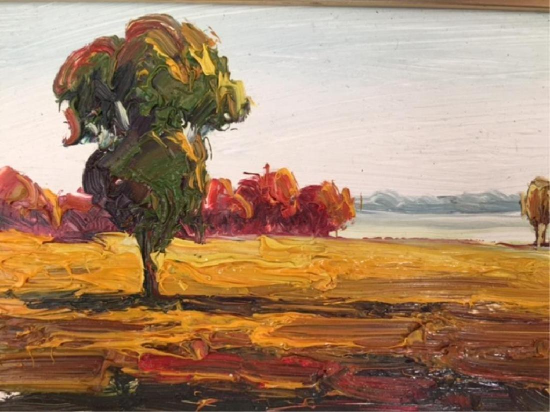 20thc Impressionism, Landscape Oil Painting - 2