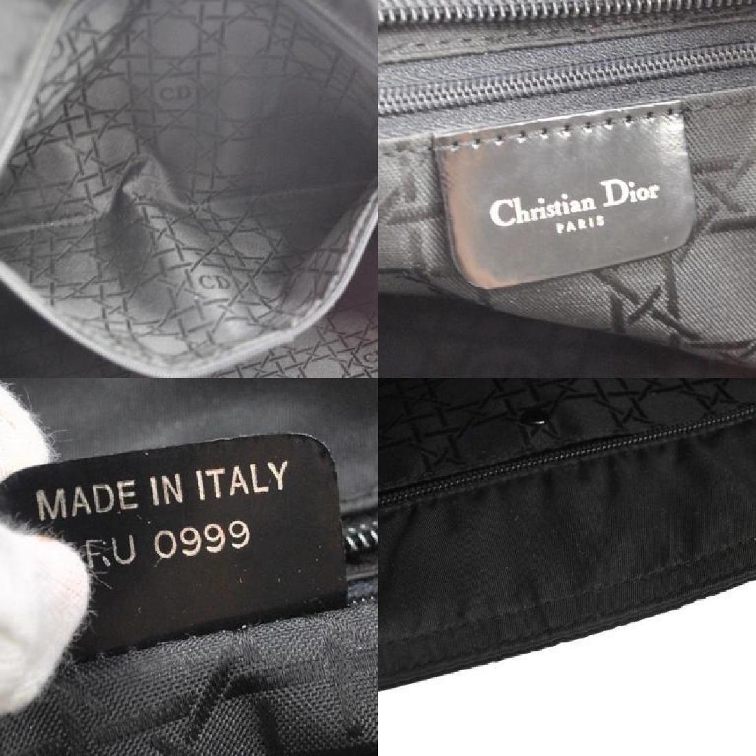 Vintage Christian Dior Tote Bag - 5