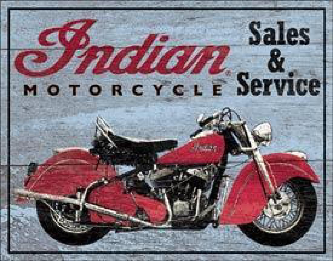 Indian Parts and Service