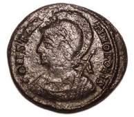 City Commemoratives 334335 Ad  Follis Roman Bronze