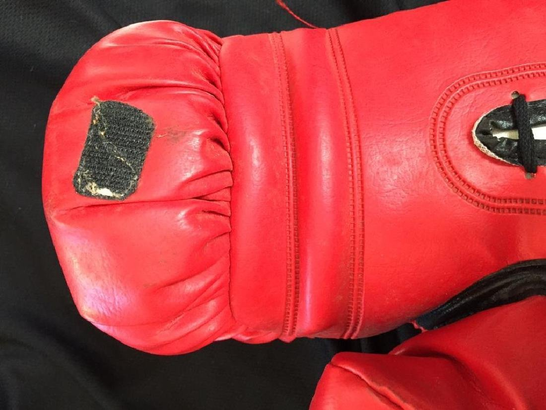Authentic Buster Douglas Signed Boxing Gloves - 6