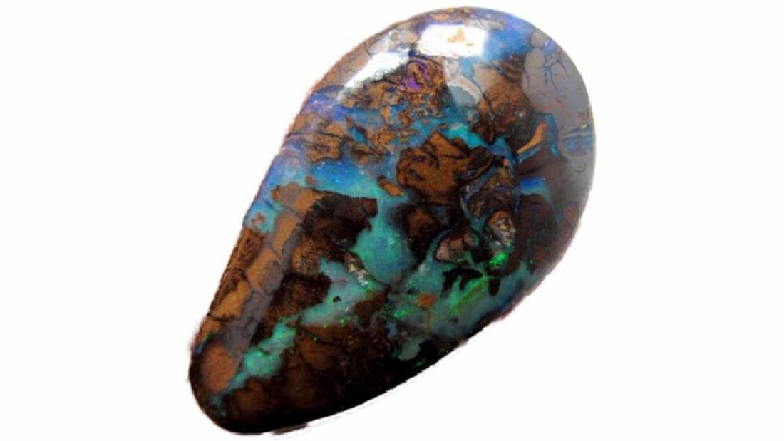 Solid Natural Yowah Opal - 14.8cts - 9