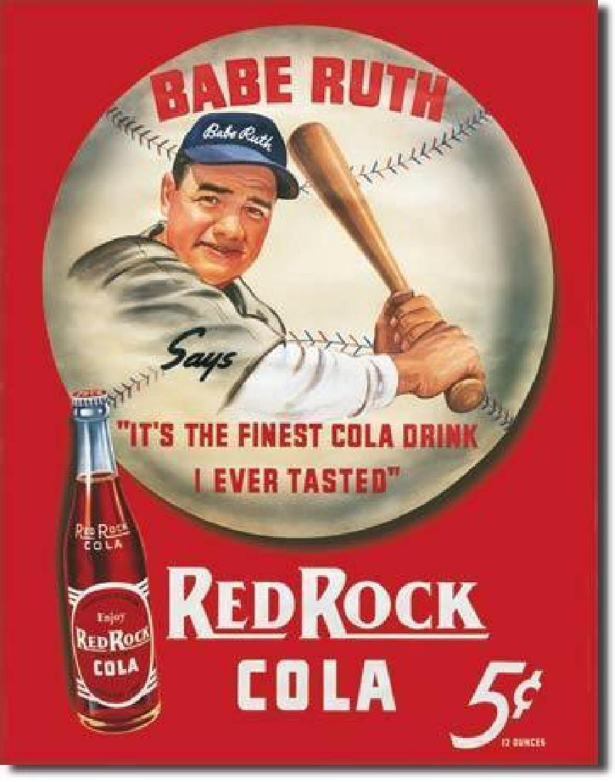 Babe Ruth/Red Rock Kola