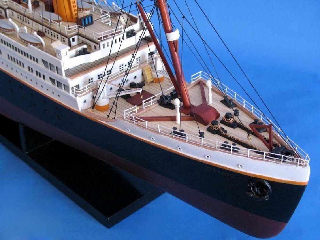 RMS Titanic Model Cruise Ship 40'' - 12