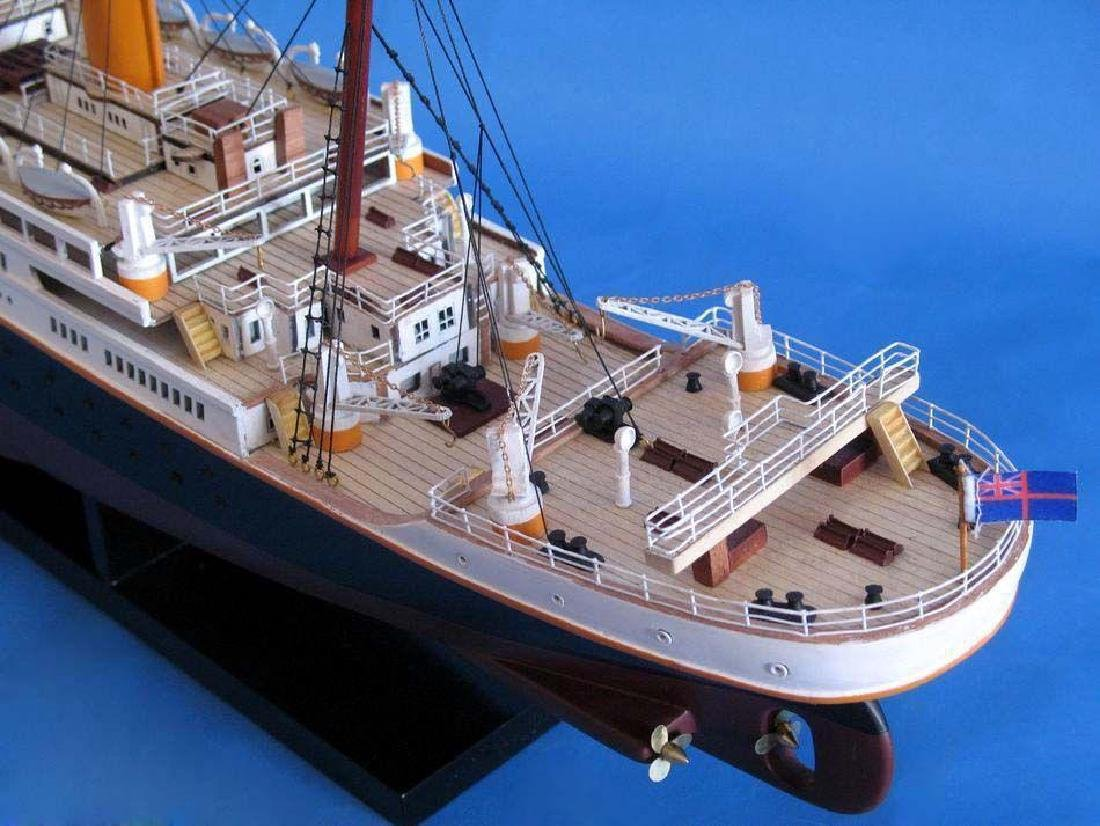 RMS Titanic Model Cruise Ship 40'' - 17