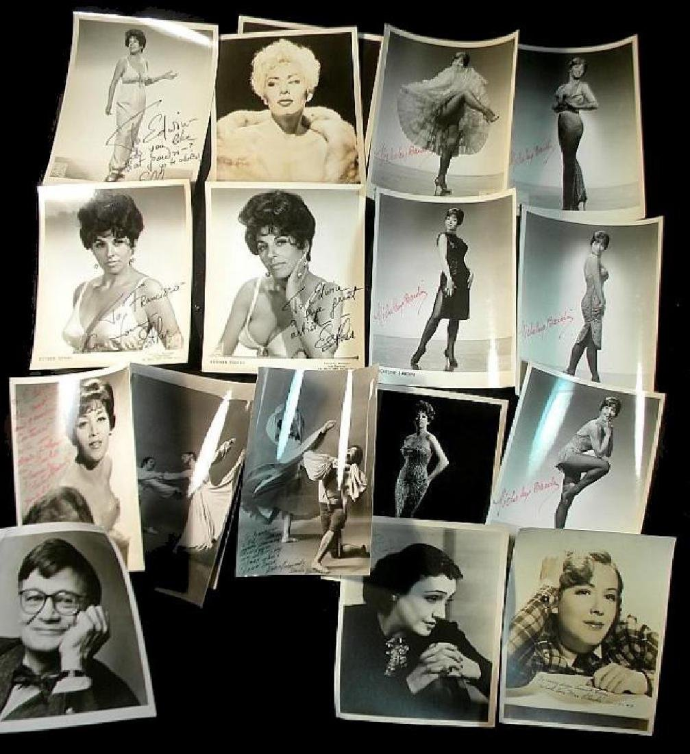 Tito Valdez Photo Collection, Vegas Showgirls