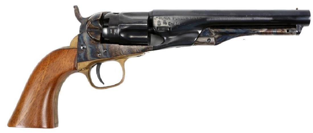 9601 - Replica Arms Colt 1862 Police Percussion